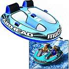AIRHEAD KWIK TEK 2012 MACH 2 Inflatable, Towable 2 MAN WATER TUBE