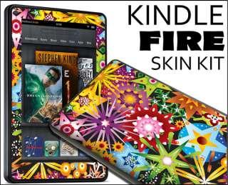 Kindle Fire Skin Vinyl Decal eBook Netbook Tablet #032