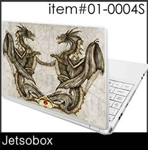 New Mini Laptop Netbook Notebook 10 Vinyl Sticker skin