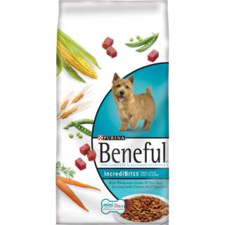 Beneful Incredibites Dog Food, 7 lb Dogs