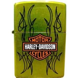 Harley Davidson Tribal Zippo Lighter #46