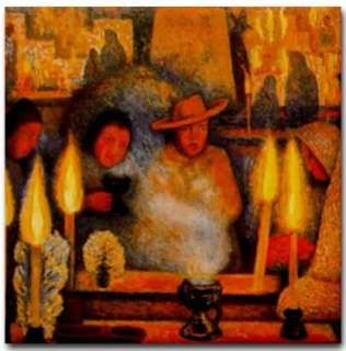 Mexican Artist Diego Rivera   Dia de los Muertos (Day of the Dead)