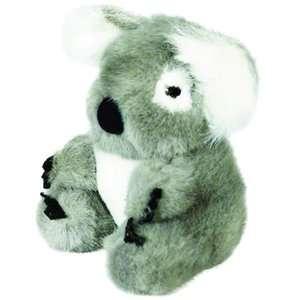MultiPet Look Whos Talking Koala Bear Dog Toy Dogs