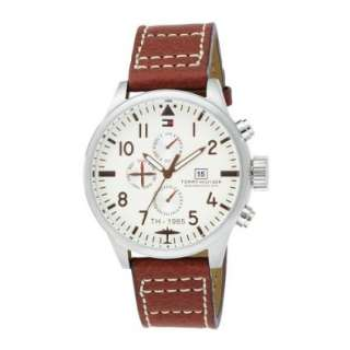 Tommy Hilfiger Mens 1790684 Sport Multi Eye Stainless Steel Watch