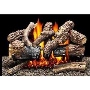 Firegear 24 inch Tree House 11 Vented Propane Gas Log Set