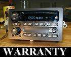2003 06 chevy suburban tahoe gmc yukon cd player radio