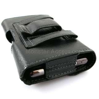 Leather BL2BK Pouch Belt Clip Case for Motorola Droid RAZR MAXX