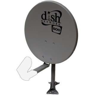 Brand New Dish Network Dish 500 Satellite Dish Assembly