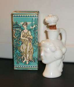 Vintage Avon Bottle / Grecian Pitcher