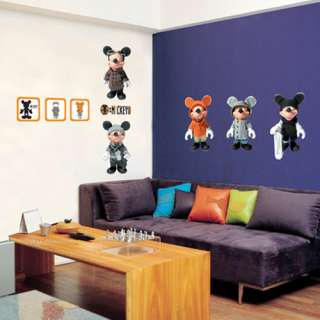 Mickey Mouse Kids Room Wall Stickers Vinyl Decor Decals