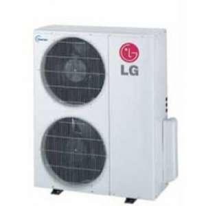 LG LMU369HV 34,000 BTU Class Multi System Ductless Split Outdoor Unit