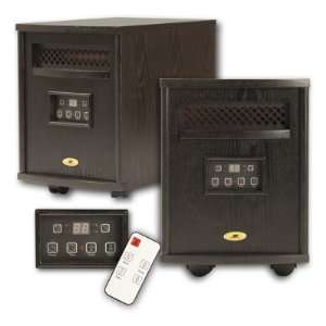 Bear Heaters 1500WR Infrared Quartz Portable Heater