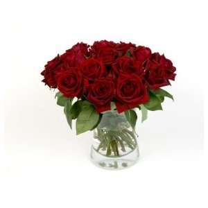 Dozen Red Roses:  Grocery & Gourmet Food